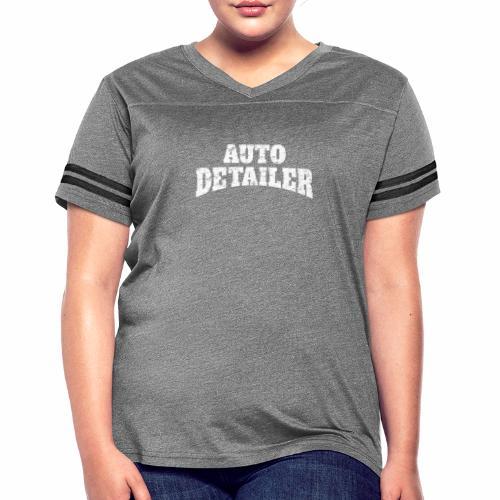 AUTO DETAILER SHIRT | CAR DETAILING - Women's Vintage Sport T-Shirt
