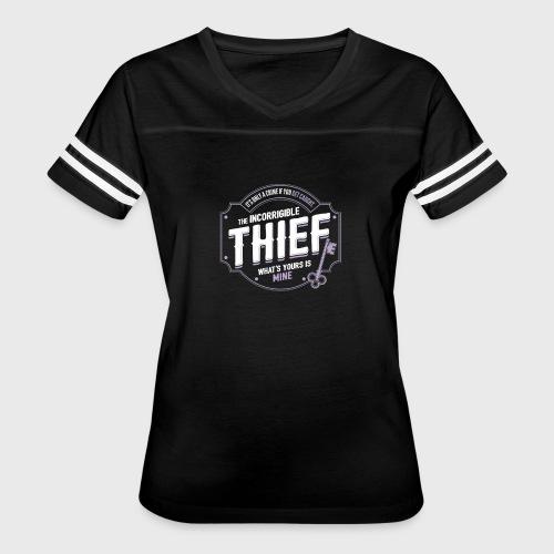 Thief Class Fantasy RPG Gaming - Women's Vintage Sport T-Shirt