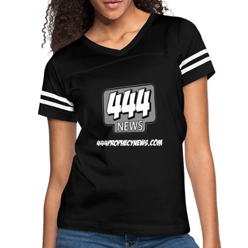 444 Prophecy News - Women's Vintage Sport T-Shirt