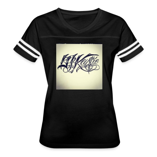dj keysie - Women's Vintage Sport T-Shirt