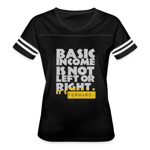 UBI is not Left or Right - Women's Vintage Sport T-Shirt