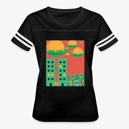 wierd stuff - Women's Vintage Sport T-Shirt
