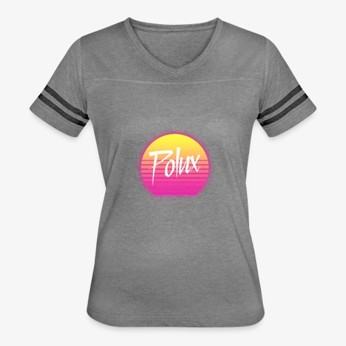 Una Vuelta al Sol - Women's Vintage Sports T-Shirt