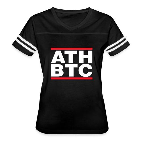BTC Tshirt - ATH - Women's Vintage Sport T-Shirt