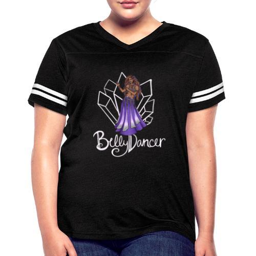 Belly Dancer - Women's Vintage Sport T-Shirt
