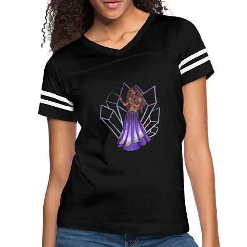 Belly Dancer - Women's Vintage Sport T-Shirt