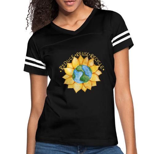 Reduce reuse recycle - Women's Vintage Sport T-Shirt