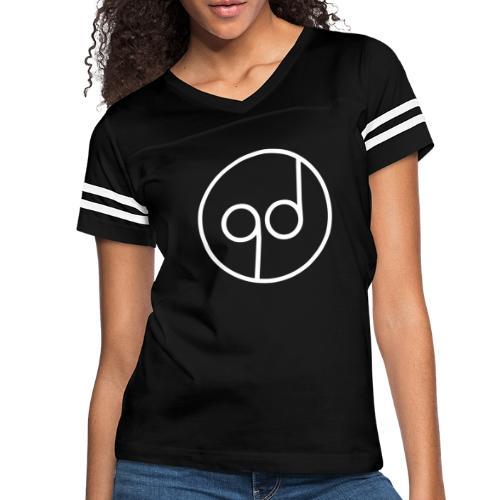 White Icon - Women's Vintage Sport T-Shirt