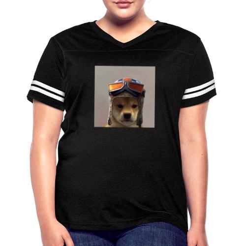 Renegade Doggo - Women's Vintage Sport T-Shirt