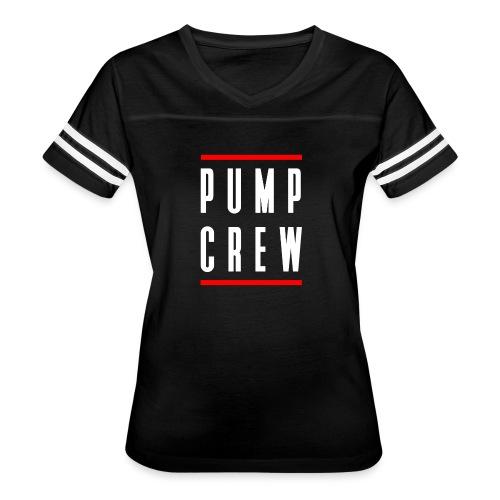 Pump Crew - Women's Vintage Sport T-Shirt