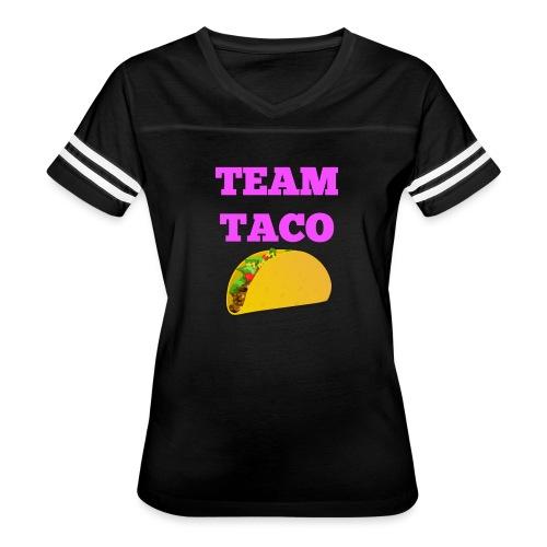 TEAMTACO - Women's Vintage Sport T-Shirt