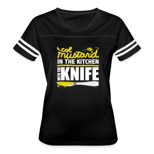 Colonel Mustard - Women's Vintage Sport T-Shirt