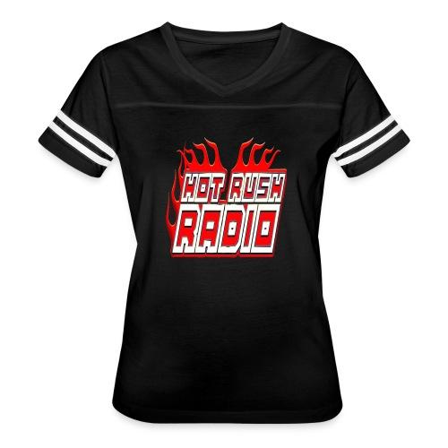 worlds #1 radio station net work - Women's Vintage Sport T-Shirt