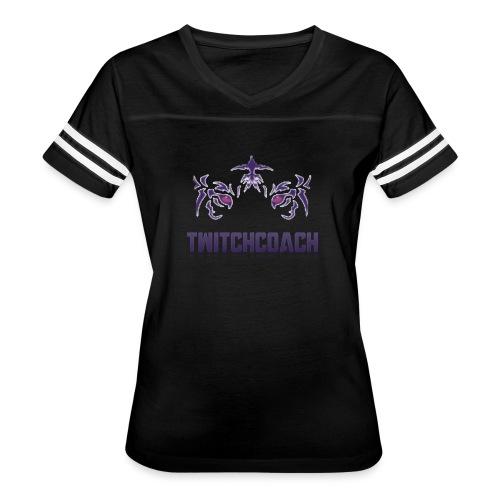 TwitchCoach Merch - Women's Vintage Sport T-Shirt