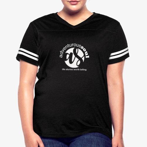 Adventurous Soul Wear for Life's Little Adventures - Women's Vintage Sports T-Shirt