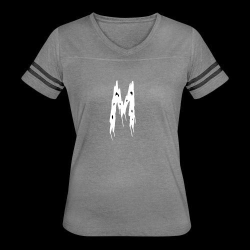 MIXED Melt Logo - Women's Vintage Sport T-Shirt