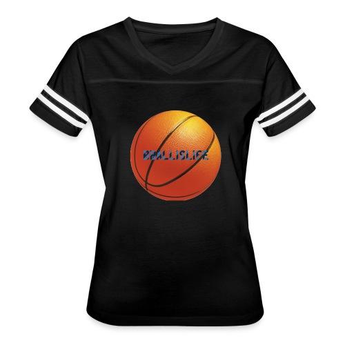 BBallislife - Women's Vintage Sport T-Shirt