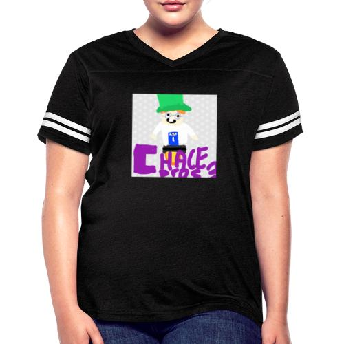 ChaceBros3 Tee - Women's Vintage Sports T-Shirt