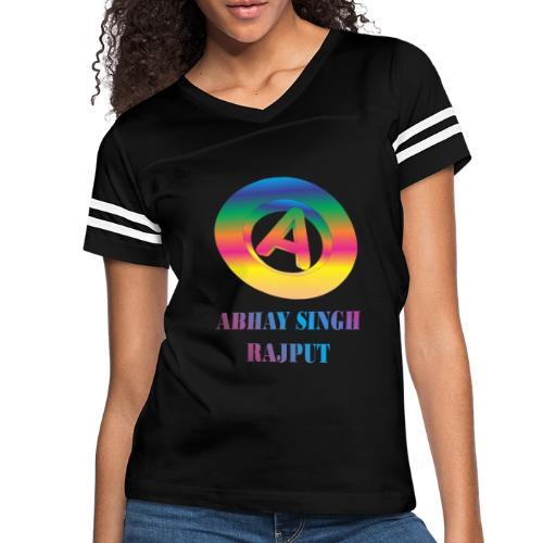 abhay - Women's Vintage Sport T-Shirt