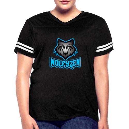 Wolfyzen - Women's Vintage Sports T-Shirt