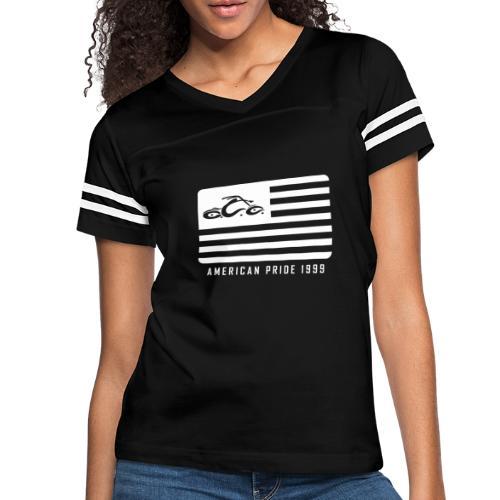 084BCA7B 2484 44C8 9772 5427B5E75D88 - Women's Vintage Sport T-Shirt