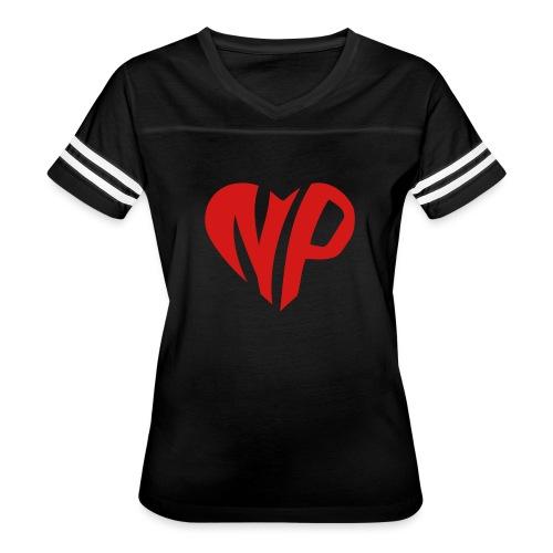 np heart - Women's Vintage Sport T-Shirt
