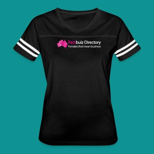 Fembuiz T-shirt - Women's Vintage Sport T-Shirt
