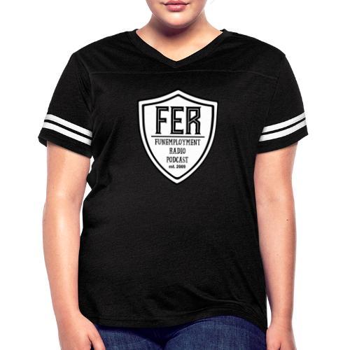 FER Shield - Women's Vintage Sport T-Shirt
