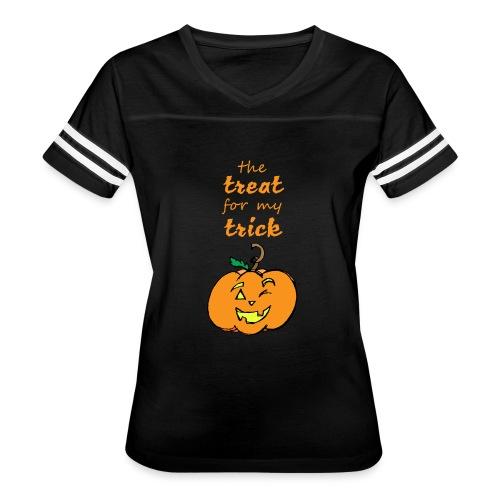 Trick or Treat Maternity - Women's Vintage Sport T-Shirt