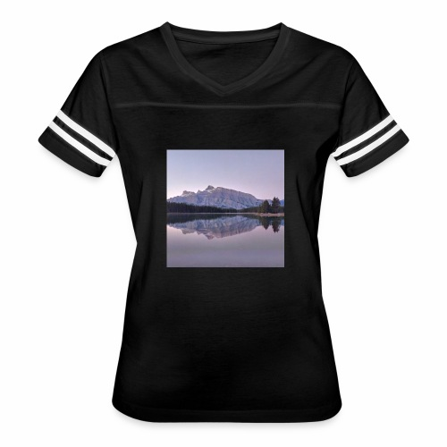 Rockies with sleeves - Women's Vintage Sport T-Shirt