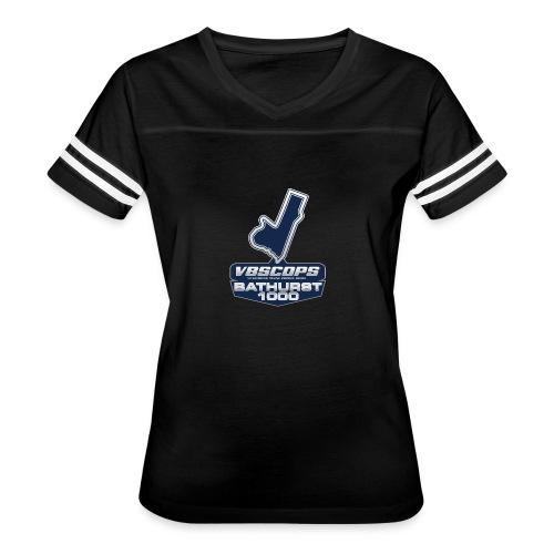 Bathurst Logo V1 - Women's Vintage Sport T-Shirt