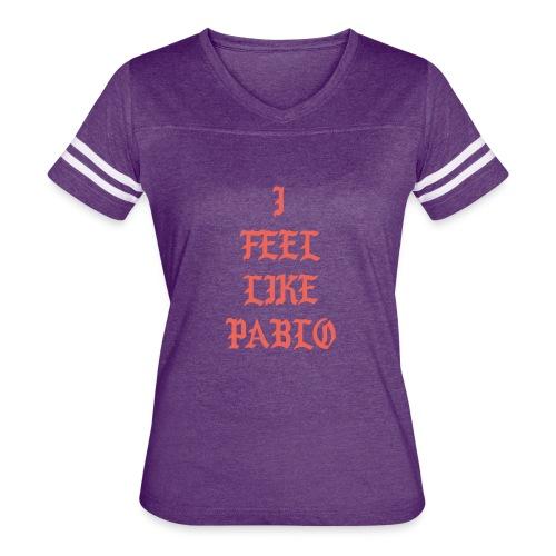 Pablo - Women's Vintage Sport T-Shirt