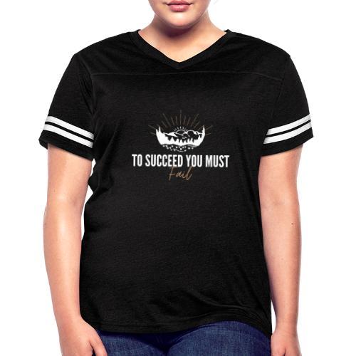 TSUMF (MERCH) - Women's Vintage Sport T-Shirt