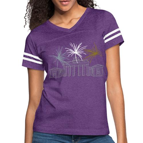 Brandenburg Gate Berlin - Women's Vintage Sport T-Shirt
