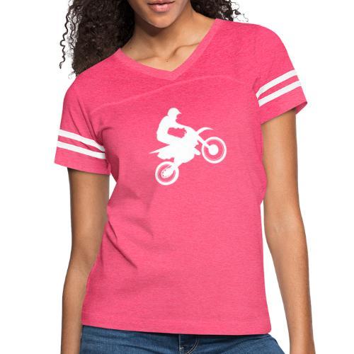 Motocross - Women's Vintage Sport T-Shirt