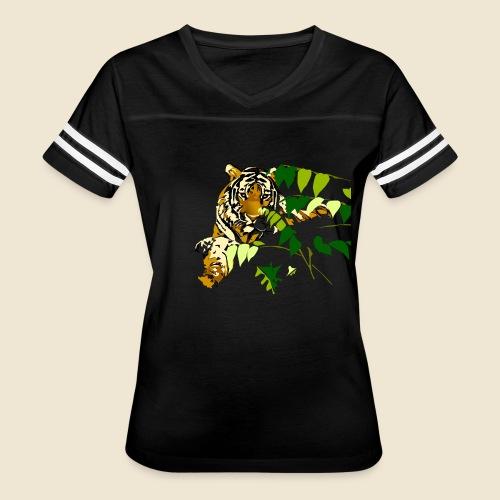 Tiger - Women's Vintage Sport T-Shirt