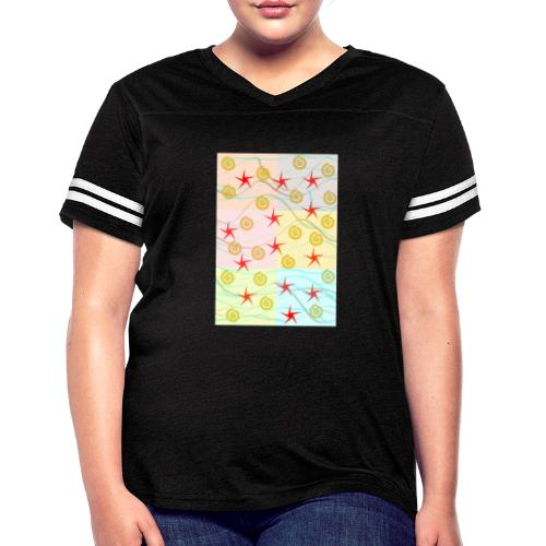 Sweet Hallucination - Women's Vintage Sports T-Shirt