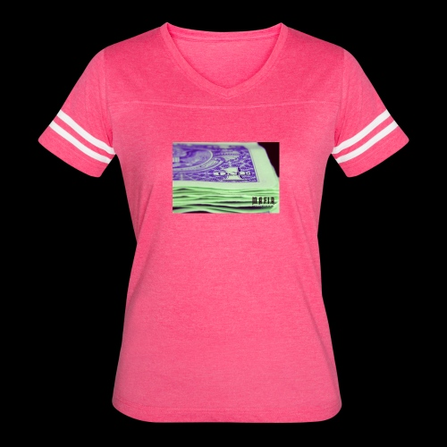 Another day another dollar MAFIA - Women's Vintage Sport T-Shirt