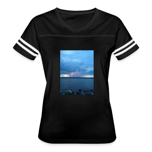 Storm Fall - Women's Vintage Sport T-Shirt