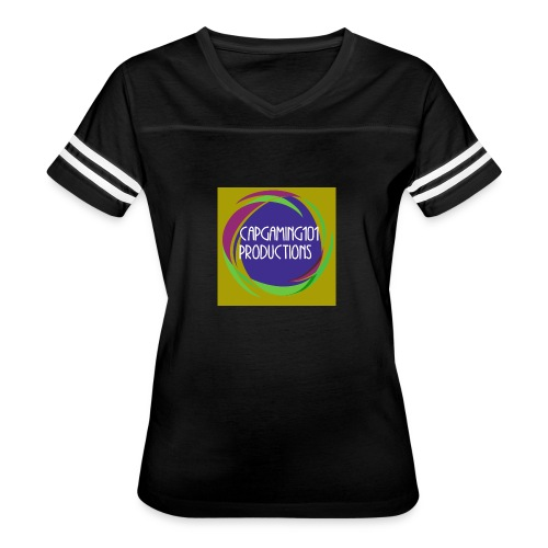 Basic Tee-Shirt. With basic logo - Women's Vintage Sport T-Shirt