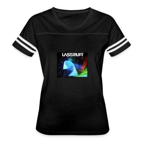 LASERIUM Laser spiral - Women's Vintage Sport T-Shirt