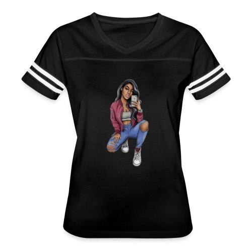 #Silhouette - Women's Vintage Sport T-Shirt