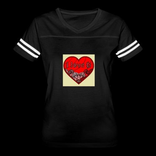 DE1E64A8 C967 4E5E 8036 9769DB23ADDC - Women's Vintage Sport T-Shirt