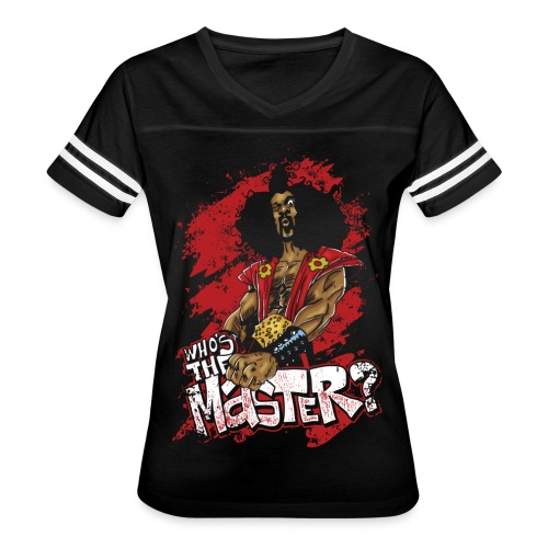 Who's The Master? - Women's Vintage Sport T-Shirt