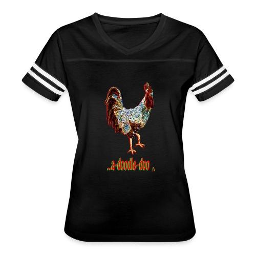 A Doodle Doo - Women's Vintage Sport T-Shirt