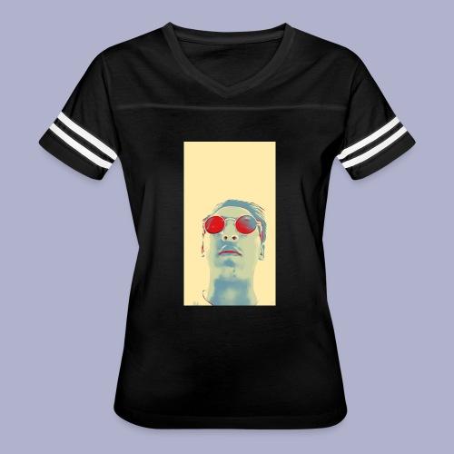 cartoon1571988102617 - Women's Vintage Sport T-Shirt