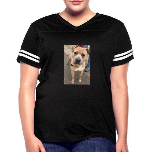Brute Pup - Women's Vintage Sport T-Shirt