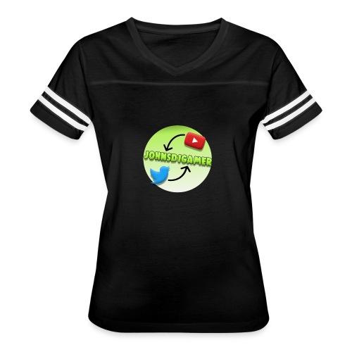 JohnSD1Gamer - Women's Vintage Sport T-Shirt