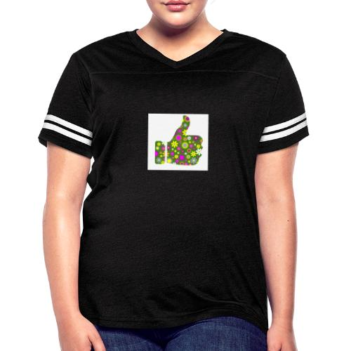 Greenflowerthumb - Women's Vintage Sports T-Shirt