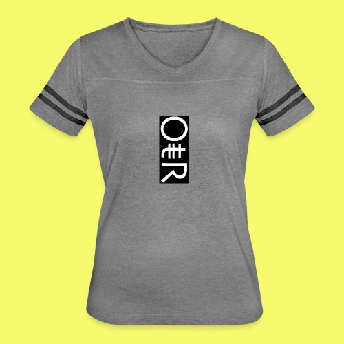 OntheReal coal - Women's Vintage Sport T-Shirt